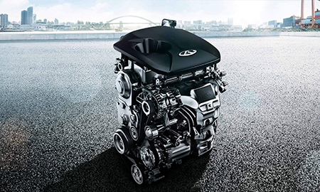 Tiggo 2 engine